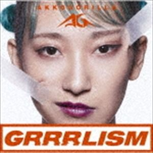 あっこゴリラ / GRRRLISM(通常盤) [CD]