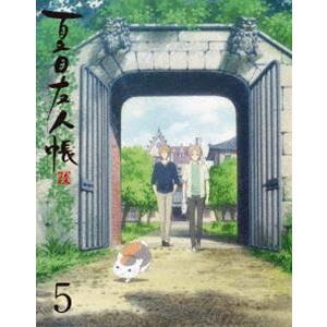 夏目友人帳 陸 5(完全生産限定版) [Blu-ray] guruguru