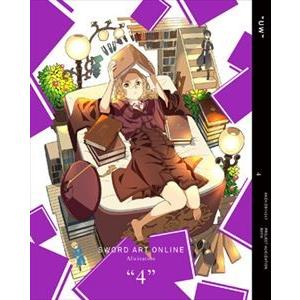 ソードアート・オンライン アリシゼーション 4(完全生産限定版) [Blu-ray] guruguru