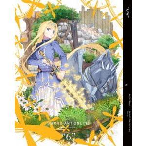 ソードアート・オンライン アリシゼーション 6(完全生産限定版) [Blu-ray] guruguru