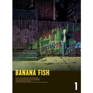 BANANA FISH Blu-ray Disc BOX 1(完全生産限定版) [Blu-ray]|guruguru