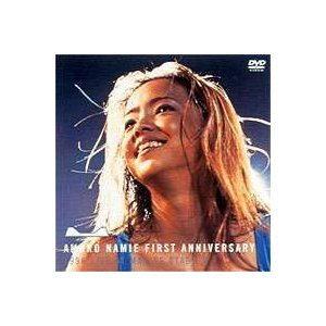 安室奈美恵 AMURO NAMIE FIRST ANNIVERSARY 1996 LIVE AT MARINE STADIUM DVD