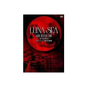 LUNA SEA GOD BLESS YOU〜One Night Dejavu〜2007.12.24 TOKYO DOME [DVD]|guruguru