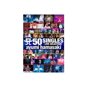 浜崎あゆみ/A 50 SINGLES 〜LIV...