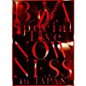 BoA Special Live NOWNESS in JAPAN [DVD] guruguru