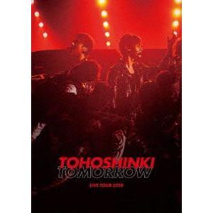 東方神起 LIVE TOUR 2018 〜TOMORROW〜(通常盤) [DVD]