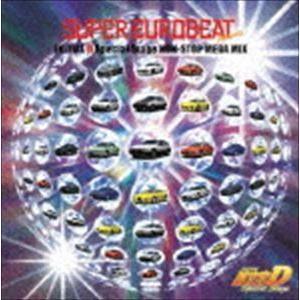 SUPER EUROBEAT presents 頭文字[イニシャル]D Special Stage NON-STOP MEGA MIX [CD]|guruguru