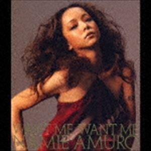安室奈美恵 / WANT ME,WANT ME(CD+DVD) [CD]|guruguru