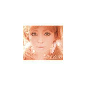 浜崎あゆみ/Love songs(CD+DVD/ジャケットA...