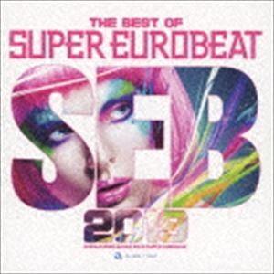THE BEST OF SUPER EUROBEAT 2019 [CD]