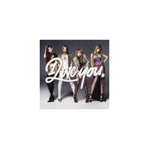2NE1/アイラブユー(CD+DVD) CD...