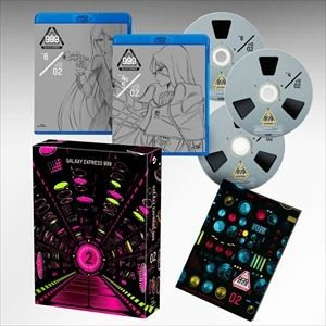 松本零士画業60周年記念 銀河鉄道999 テレビシリーズBlu-ray BOX-2 [Blu-ray]|guruguru