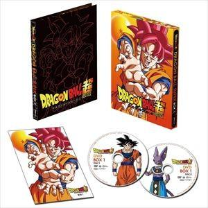 ドラゴンボール超 DVD BOX1 [DVD] guruguru