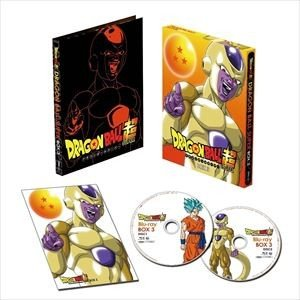 ドラゴンボール超 Blu-ray BOX3 [Blu-ray] guruguru