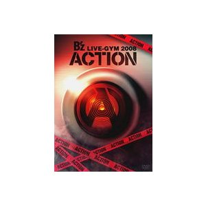 B'z LIVE-GYM 2008 -ACTION- [DVD]|guruguru