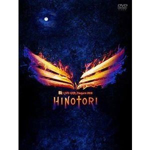 B'z LIVE-GYM Pleasure 2018 -HINOTORI- [DVD]|guruguru