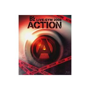 B'z LIVE-GYM 2008 -ACTION- [Blu-ray]|guruguru