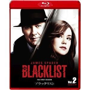 ブラックリスト シーズン1 ブルーレイ コンプリートパック Vol.2 [Blu-ray]|guruguru