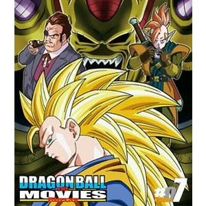 DRAGON BALL THE MOVIES Blu-ray ♯07 [Blu-ray] guruguru
