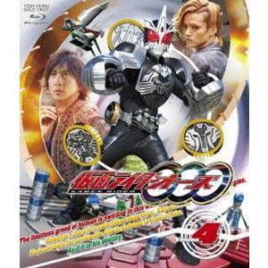 仮面ライダーOOO(オーズ) VOL.4 [Blu-ray]|guruguru