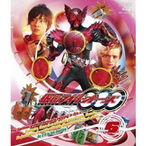 仮面ライダーOOO(オーズ) VOL.6 [Blu-ray]|guruguru