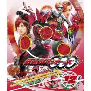 仮面ライダーOOO(オーズ) VOL.12 [Blu-ray]|guruguru