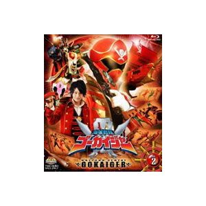 海賊戦隊ゴーカイジャー VOL.2 [Blu-ray]|guruguru