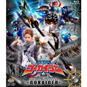 海賊戦隊ゴーカイジャー VOL.5 [Blu-ray]|guruguru