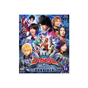 海賊戦隊ゴーカイジャー VOL.11 [Blu-ray]|guruguru