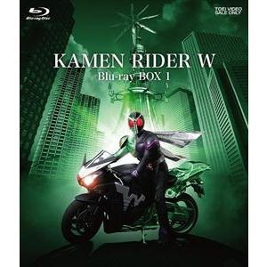 仮面ライダーW Blu-ray BOX 1 [Blu-ray] guruguru