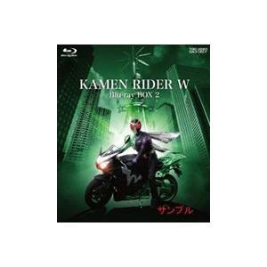 仮面ライダーW Blu-ray BOX 2 [Blu-ray] guruguru