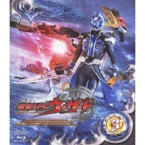 仮面ライダーウィザード VOL.3 [Blu-ray] guruguru