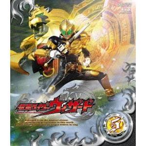 仮面ライダーウィザード VOL.5 [Blu-ray] guruguru
