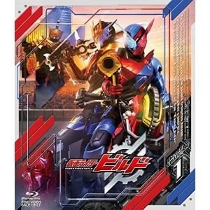 仮面ライダービルド Blu-ray COLLECTION 1 [Blu-ray]|guruguru