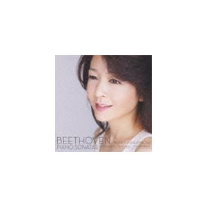 仲道郁代(p) / ベスト・オブ・ベートーヴェン II 月光・田園・テンペスト [CD]