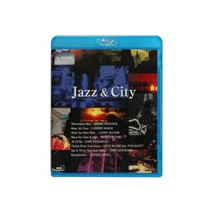 V-music Jazz & City [Blu-ray]