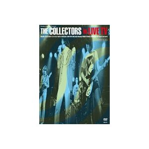 THE COLLECTORS in LIVE TV [DVD]|guruguru
