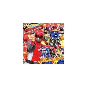 MINIアルバム 特命戦隊ゴーバスターズ(レッド盤) [CD]|guruguru