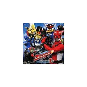 大橋恵(音楽) / 特命戦隊ゴーバスターズ オリジナルサウンドトラック サウンドミッション 1 [CD]|guruguru