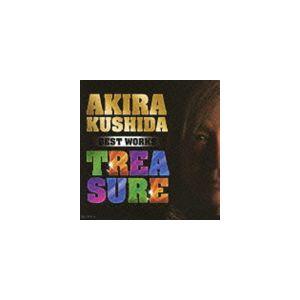 串田アキラ / 串田アキラ BEST WORKS TREASURE [CD]|guruguru