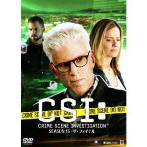 CSI:科学捜査班 シーズン15 ザ・ファイナル コンプリートDVD BOX-2 [DVD]|guruguru