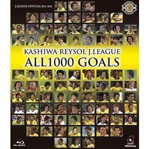 KASHIWA REYSOL J.LEAGUE ALL1000 GOALS [Blu-ray]|guruguru