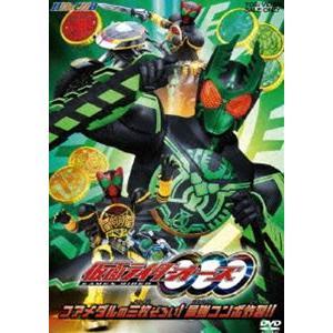 HERO CLUB 仮面ライダーOOO VOL.2 コアメダルの三枚ぞろい!最強コンボ炸裂!! [DVD]|guruguru