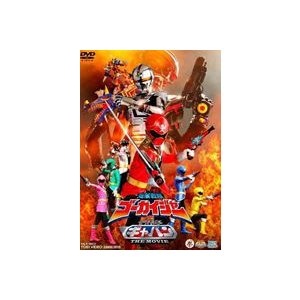 海賊戦隊ゴーカイジャー VS 宇宙刑事ギャバン THE MOVIE [DVD]|guruguru