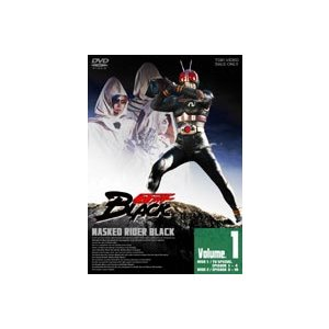 仮面ライダー BLACK VOL.1 [DVD]|guruguru