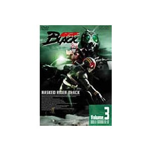 仮面ライダー BLACK VOL.3 [DVD]|guruguru
