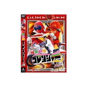 秘密戦隊ゴレンジャー Vol.4 [DVD] guruguru
