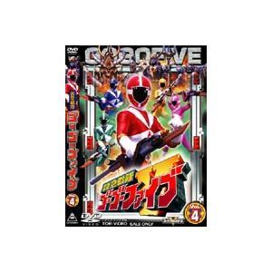 救急戦隊ゴーゴーファイブ Vol.4 [DVD]|guruguru