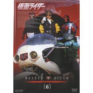 仮面ライダー VOL.6 [DVD]|guruguru