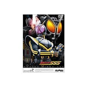 仮面ライダー 555(ファイズ) Vol.7 [DVD]|guruguru